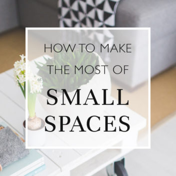 How To Make The Most Of Small Spaces thumbnail