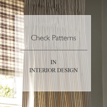 Check Patterns In Interior Design thumbnail