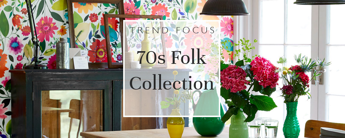 Trend Focus: 70s Folk Collection