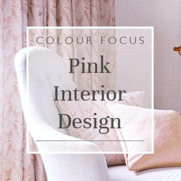 Colour Focus: Pink Interior Design thumbnail