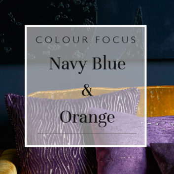 Colour Focus: Navy Blue & Orange thumbnail