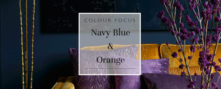Colour Focus: Navy Blue & Orange thumbnail