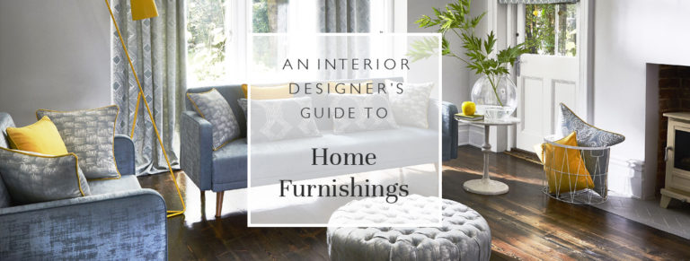 An Interior Designer's Guide To Home Furnishings thumbnail