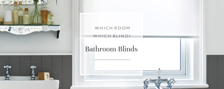 Which Room, Which Blind? Bathroom Blinds thumbnail