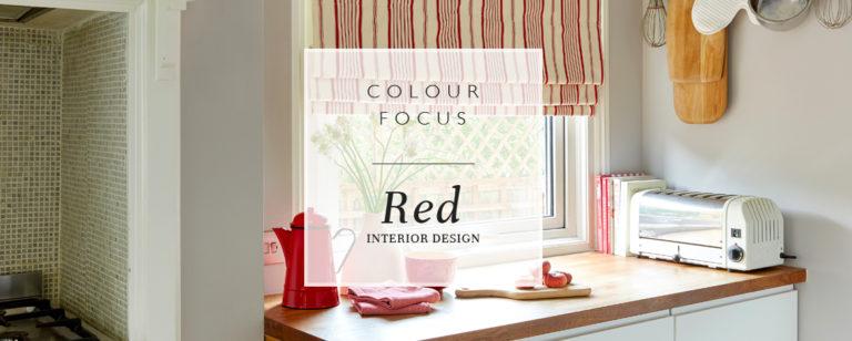 Colour Focus: Red Interior Design thumbnail