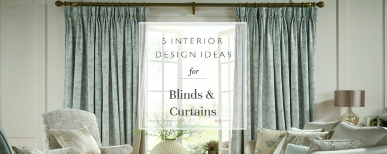 5 Interior Design Ideas for Blinds & Curtains thumbnail