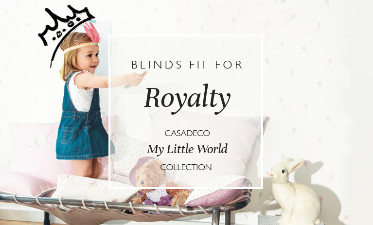 Blinds Fit For Royalty