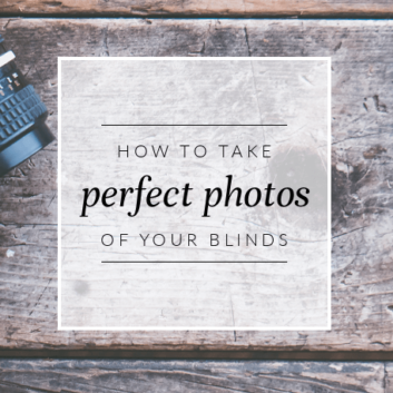 How to take the perfect photo of your blinds thumbnail