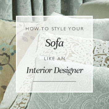 How To Style Your Sofa Like An Interior Designer thumbnail