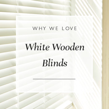 Why We Love White Wooden Blinds thumbnail