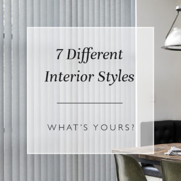 7 Different Interior Styles – What's Yours? thumbnail