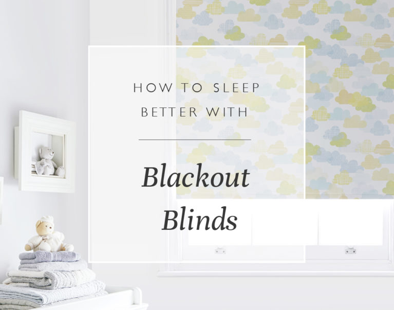 How To Sleep Better With Blackout Blinds