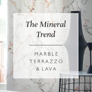 The Mineral Trend: Marble, Terrazzo & Lava thumbnail