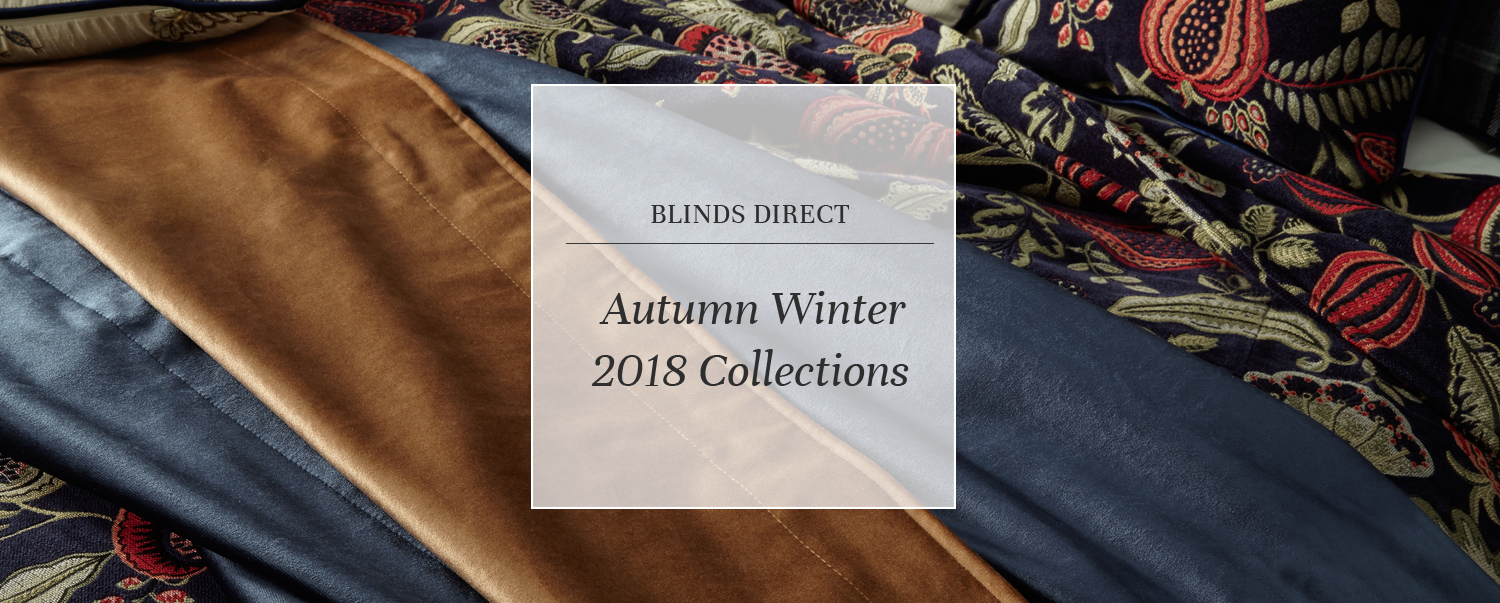 Blinds Direct AW18 Collections