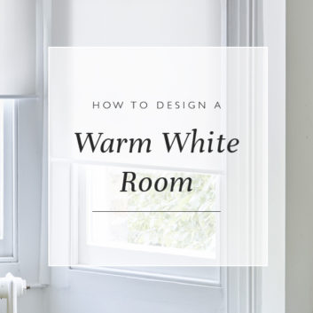 How To Design A Warm White Room thumbnail