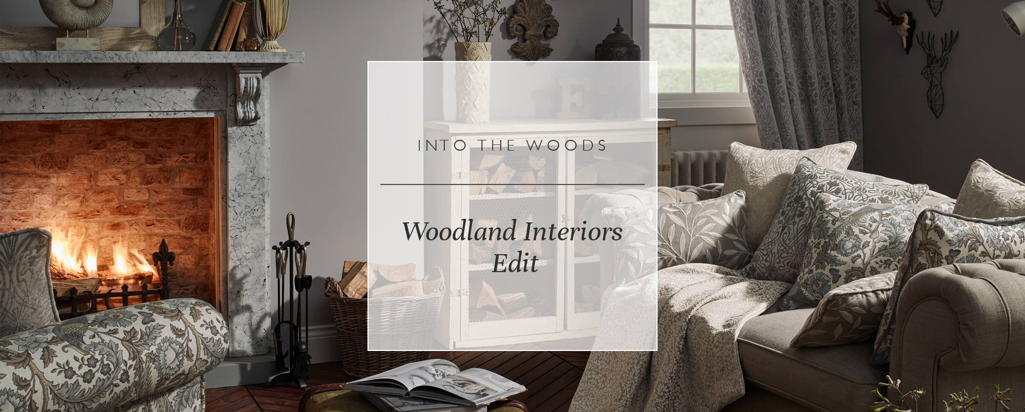 Into The Woods: Woodland Interiors Edit