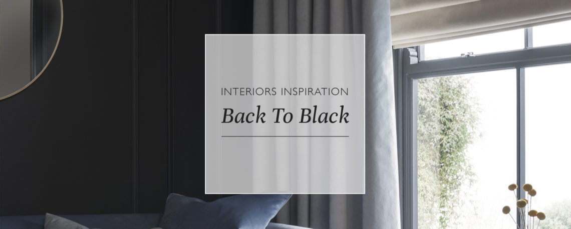 Interiors Inspiration: Back To Black
