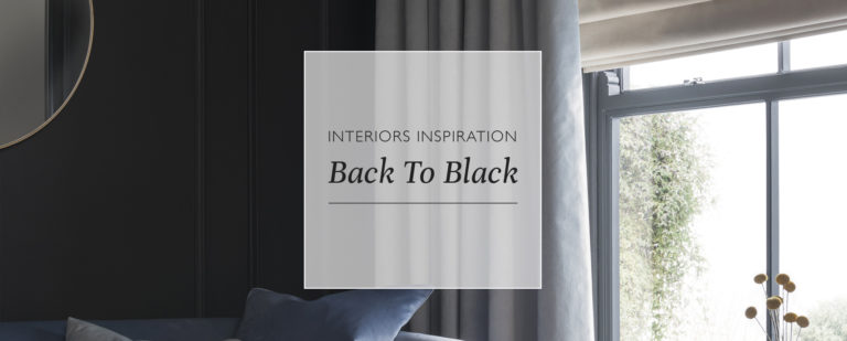 Interiors Inspiration: Back To Black thumbnail
