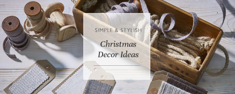 Simple & Stylish Christmas Decor Ideas thumbnail