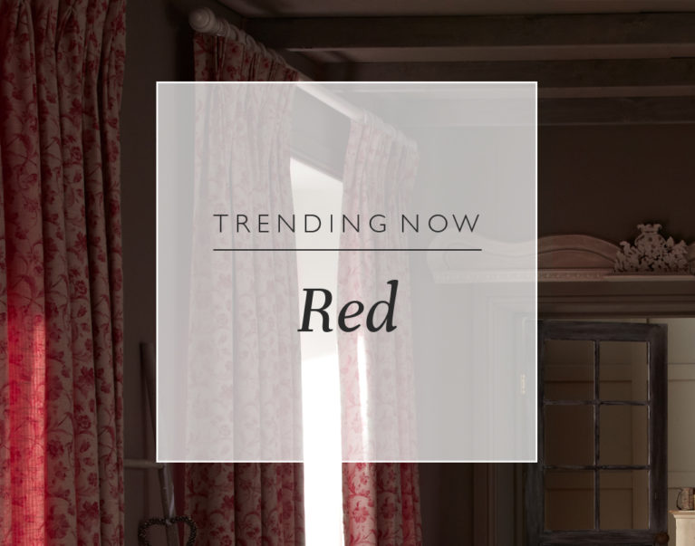Trending Now: Red