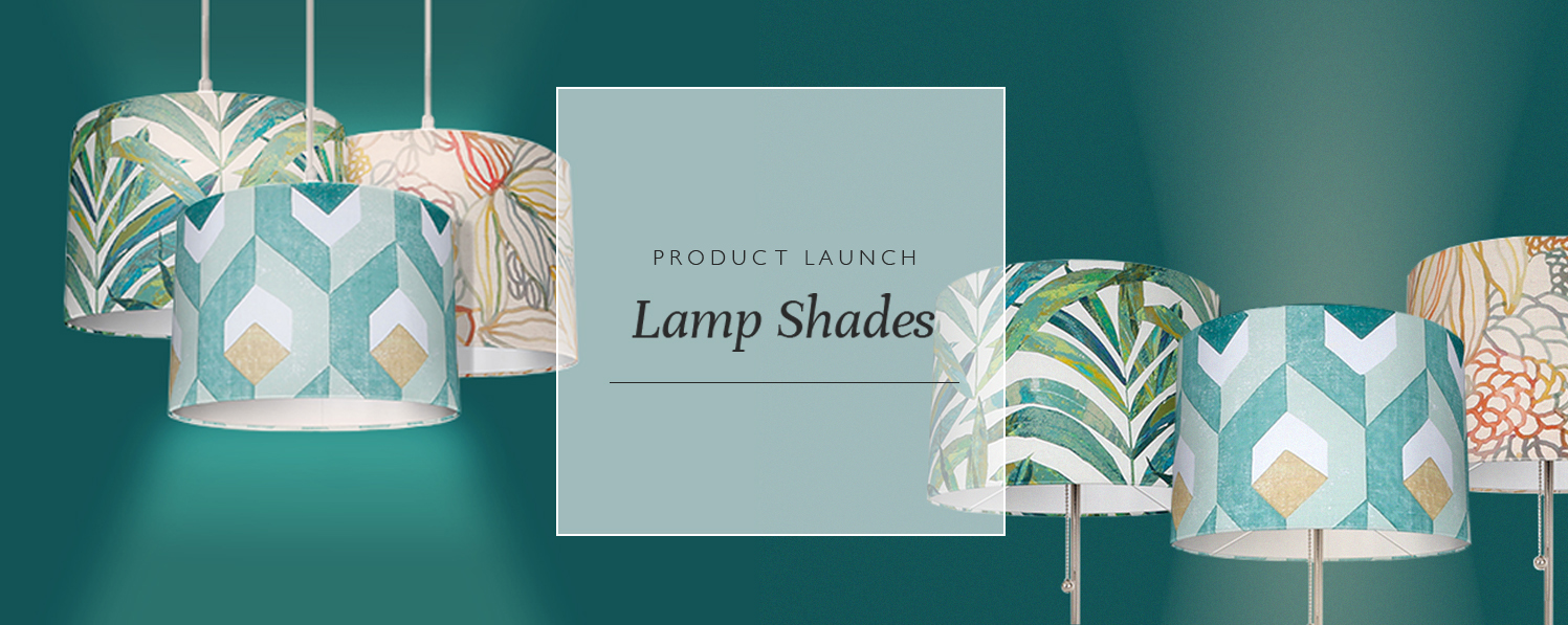 Product Launch: Lamp Shades