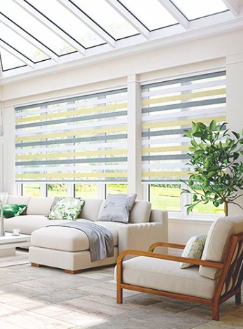 How to clean your Day and Night blinds