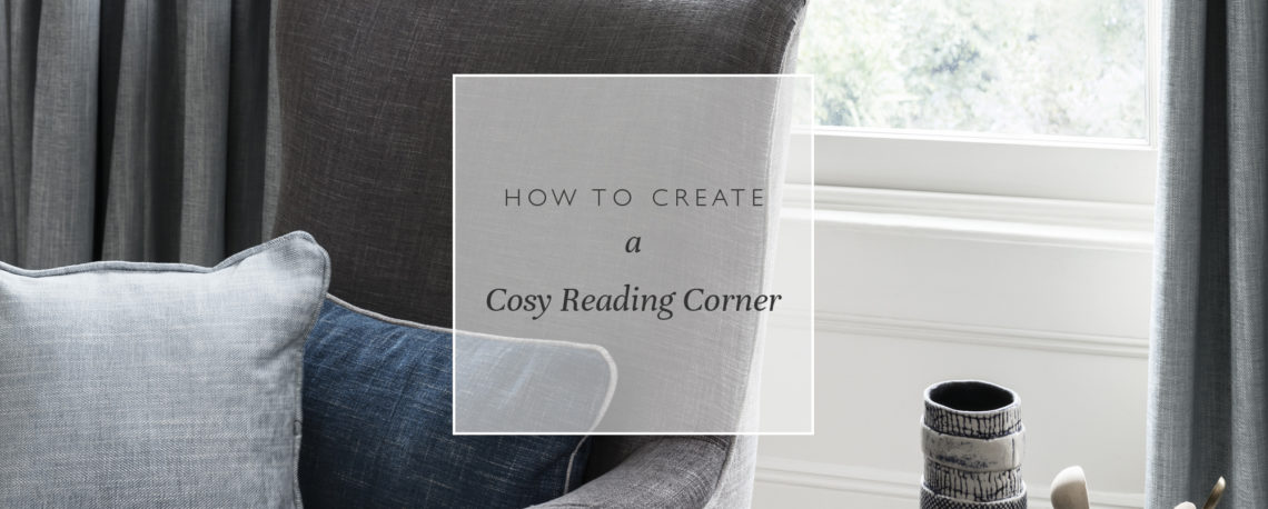 How To Create A Cosy Reading Corner