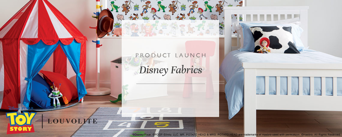 Product Launch: Disney Roller Blinds