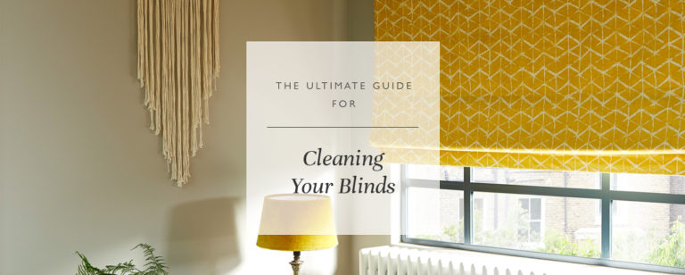 The Ultimate Guide For Cleaning Your Blinds thumbnail