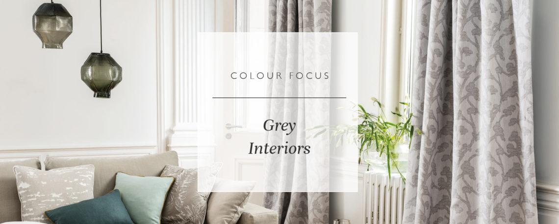 Colour Focus: Grey Interiors