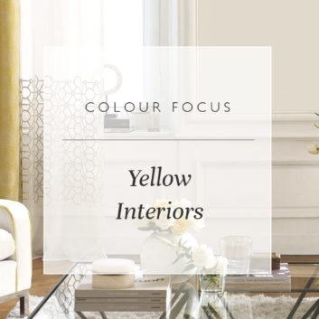 Colour Focus: Yellow Interiors thumbnail