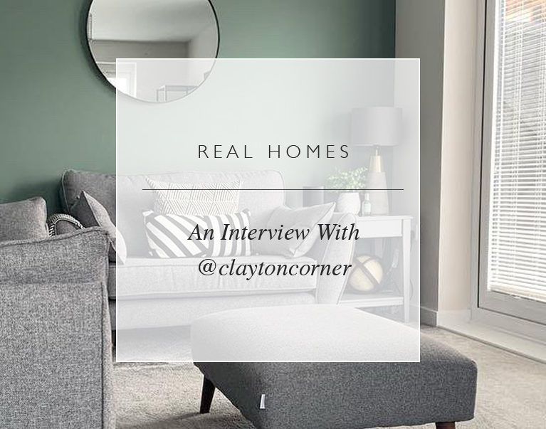 Real Homes: An Interview With @claytoncorner