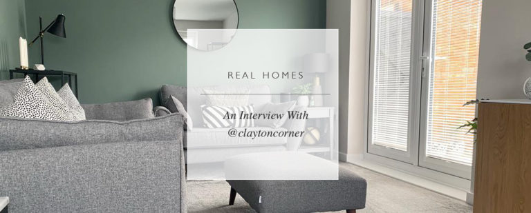 Real Homes: An Interview With @claytoncorner thumbnail