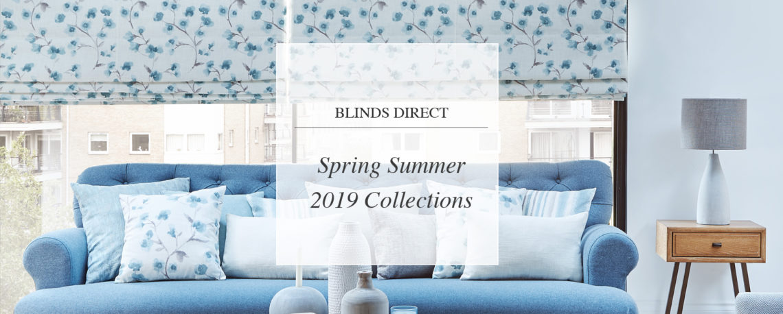 Blinds Direct SS19 Collections