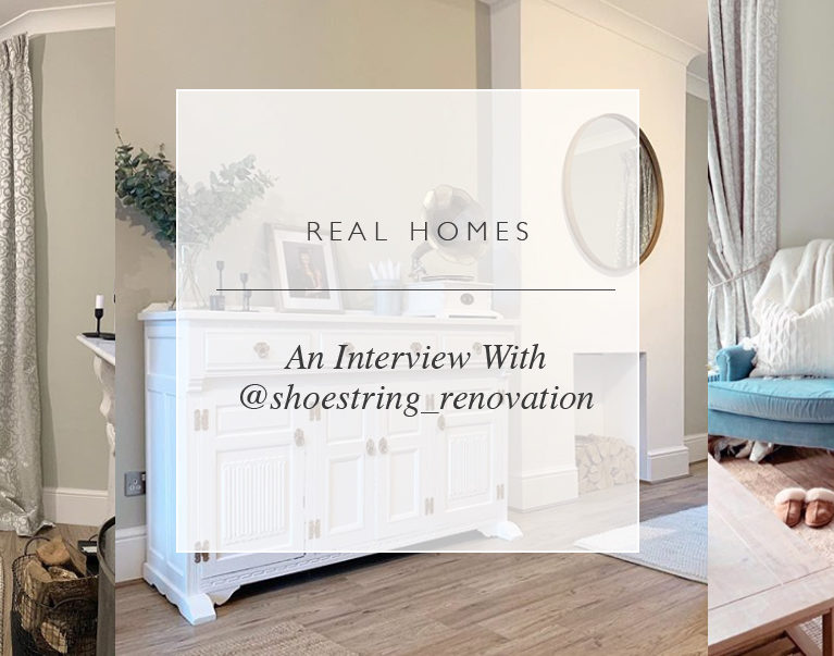 Real Homes: An Interview With shoestring_renovation