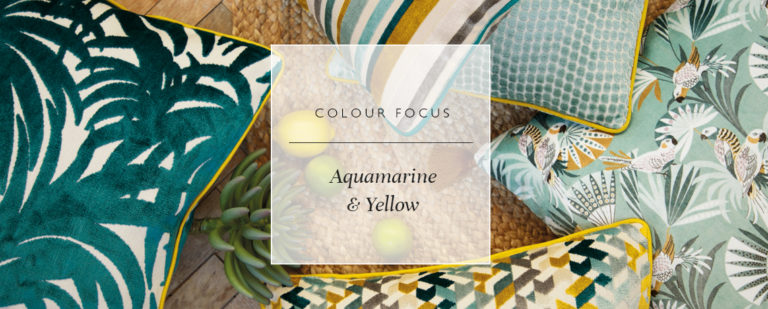 Colour Focus: Aquamarine and Yellow thumbnail