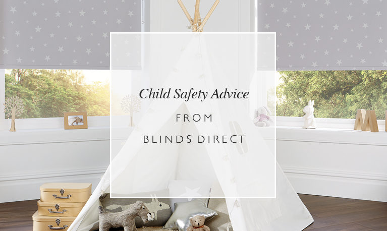 Child Safety Advice from Blinds Direct