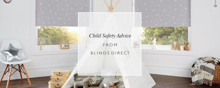 Child Safety Advice from Blinds Direct thumbnail