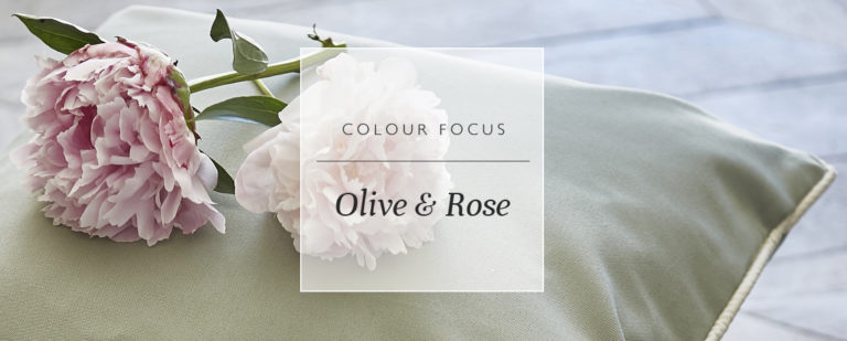 Colour Focus: Olive & Rose thumbnail