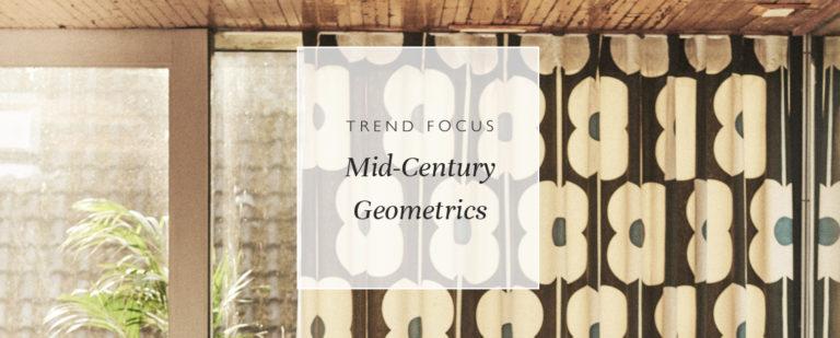 Trend Focus: Mid-Century Geometrics thumbnail