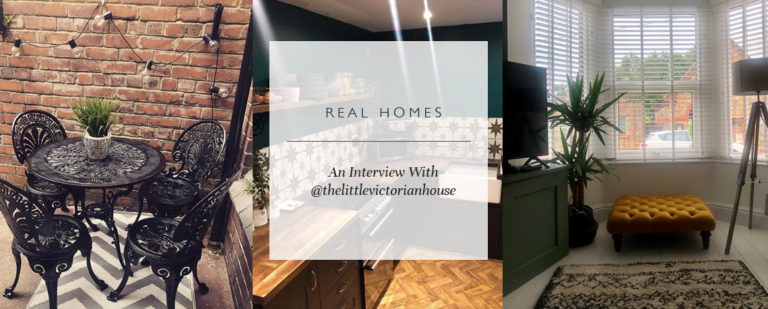 Real Homes: An Interview With @thelittlevictorianhouse thumbnail