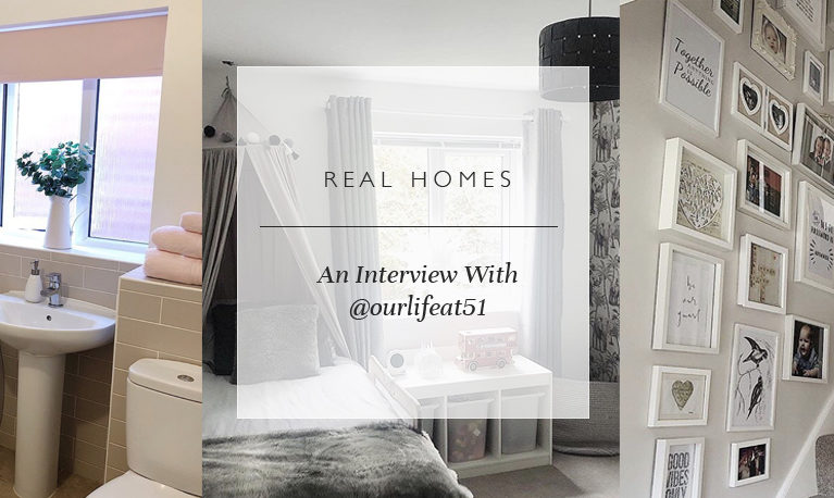 Real Homes: An Interview With @ourlifeat51