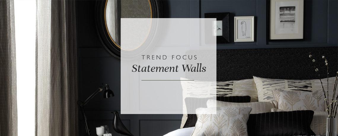 Trend Focus: Statement Walls