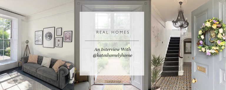 Real Homes: An Interview With @kateshomelyhome thumbnail