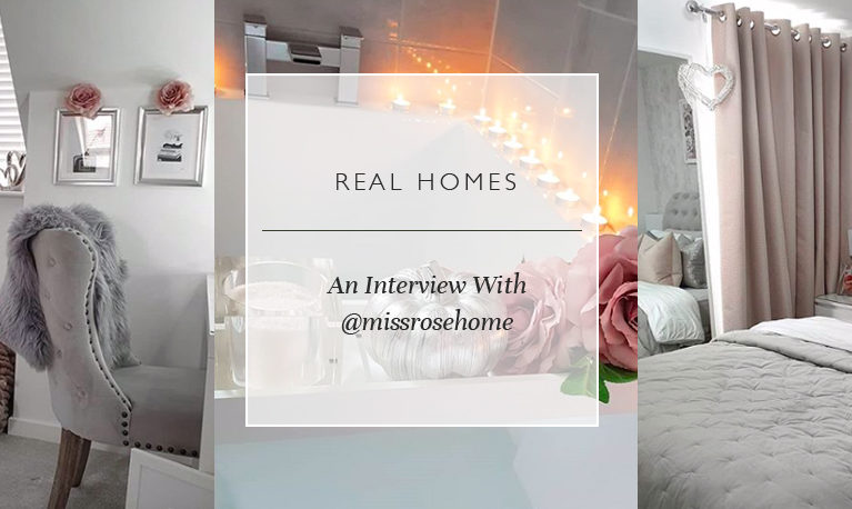 Real Homes: An Interview with @missrosehome