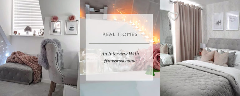 Real Homes: An Interview with @missrosehome thumbnail