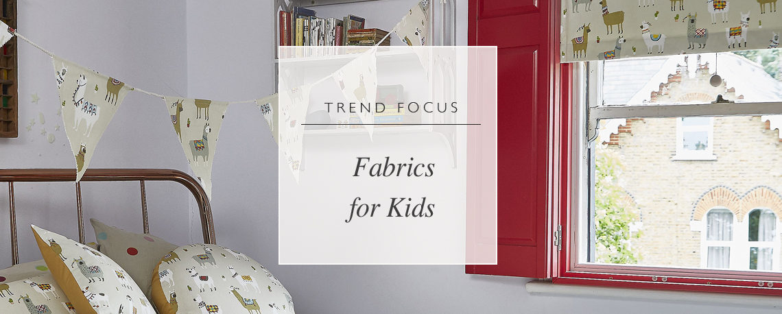 Trend Focus: Fabrics For Kids