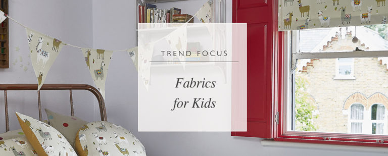 Trend Focus: Fabrics For Kids thumbnail