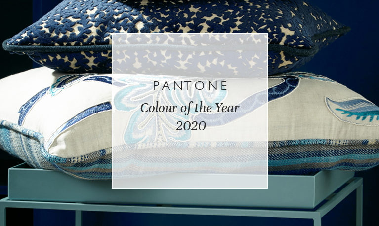 Classic Blue Blinds: Pantone Colour of the Year
