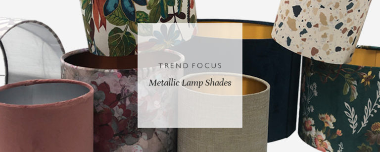 Trend Focus: Metallic Lamp Shades thumbnail